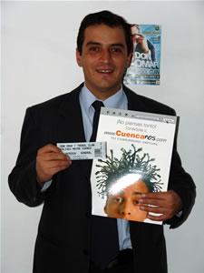 Ganadores de Entradas al Concierto de Don Omar en Cuenca .- Esteban Mauricio Vera Quesada participo y ganó una entradas al Concierto de Don Omar en Cuenca