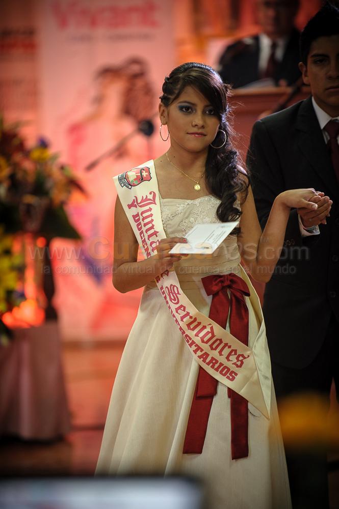 Elección a Morlaquita 2013 .- El Viernes 6 de Abril del 2013 en la Estancia Cersar Cordero se realizó la elección la nueva Morlaquita 2013, Las 40 hermosas candidatas a Morlaquita contestaron preguntas frente a el grupo de distiguidos jueces que forman parte de la Universidad Catolica de Cuenca, La Artista invitada fue Mirella Cesa, luego de contestar todas las preguntas los jueces escogieron a las 10 mejores candidatas y procedieron a escoger Erika Sarmiento fue designada Morlaquita Amistad, Mariana Heredia Morlaquita Simpatía, Marcela Beltrán Morlaquita Confraternidad y Claudia Vélez Sarmiento fue elegida como la nueva Morlaquita 2013.