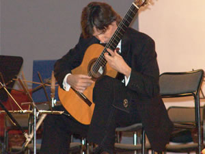 1er Festival Internacional de Guitarra Clásica Cuenca .-
