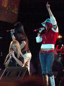 Rbd en Cuenca .- Casi un año de su lanzamiento RBD saca al marcado su segunda producción discográfica de temas inéditos: Nuestro Amor. Un disco en el que se marca la evolución de la banda desde su creación
