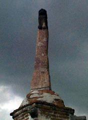 La Picota del Rollo .- La Picota de El Vecino o EL ROLLO, se erigió durante la gobernación del Alférez de Navío Joseph Antonio Vallejo y Tacón, en el año 1787, como símbolo de la justicia implacable.