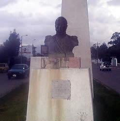 José de San Martín .- José de San Martín libertador de la Argentina, Chile y Perú, nació en Yapeyú, Provincia de Corrientes, en Argentina, el 25 de febrero de 1778.  Murió en Boulogne-Sur-Mer, Francia, el 17 de Agosto de 1850.
