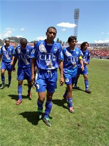Temporada 2005 .- El conjunto de Emelec tuvieron que resignarse ante la derrota sufrida por 3 a 0 por el Dep. Cuenca