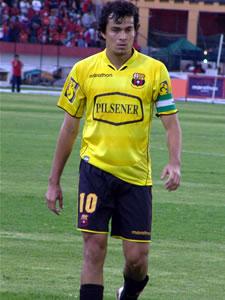 Temporada 2005 .- Unas de las Figuras de Barcelona 2005 fue Jaime Iván Kaviedes