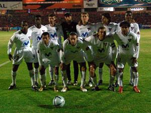 Temporada 2005 .- Liga de Quito, unos de los Clubes más fortalecidos con jugadores de jerarquías enfrenta a un Deportivo Cuenca listo para Ganar