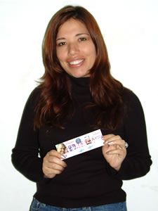 Ganadores de Entradas al Concierto de Pablo Milanes y Piero en Cuenca .- Patricia Alexandra Beltran Romero participo y ganó una entrada al Concierto al Concierto de Pablo Milanes y Piero en Cuenca