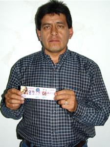 Ganadores de Entradas al Concierto de Pablo Milanes y Piero en Cuenca .- Edgar Geovanny Sarmiento Jadán participo y ganó una entrada al Concierto al Concierto de Pablo Milanes y Piero en Cuenca
