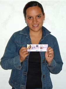 Ganadores de Entradas al Concierto de Pablo Milanes y Piero en Cuenca .- Vanessa Estephani Freire Cando participo y ganó una entrada al Concierto al Concierto de Pablo Milanes y Piero en Cuenca