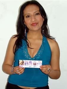 Ganadores de Entradas al Concierto de Pablo Milanes y Piero en Cuenca .- Maria Guadalupe Peralta Quito  participo y ganó una entrada al Concierto al Concierto de Pablo Milanes y Piero en Cuenca