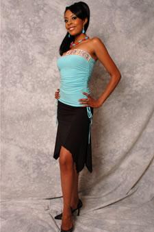 Candidatas a Miss Ecuador 2006 .- Denisse Rodríguez, se desenvuelve muy bien los Idiomas Ingles y Francés, además Participo en un Programa de Iniciación a la Vida Empresarial en La Universidad de Piura en Lima-Perú