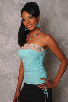 Candidatas a Miss Ecuador 2006 .- Como dato adicional, Denisse Rodríguez, Tiene un Bachillerato en Ciencias de Comercio y Administración