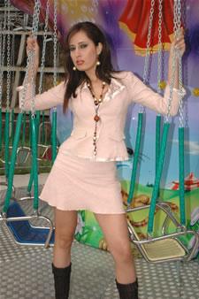 Candidatas a Miss Ecuador 2006 .- Jessica Bajaña de la Ciudad de Babahoyo (Prov. de Los Ríos), de Edad de 23 Años y Estatura de 1.73