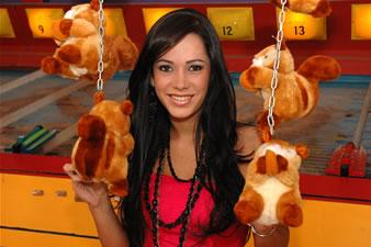 Candidatas a Miss Ecuador 2006 .- Katty López es Modelo Profesional además es Estudiante de Ingeniería en Marketing y Ventas en la Universidad Espíritu Santo