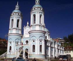 Iglesia de la Parroquia Baños .- Baños es una parroquia rural de cantón Cuenca, Provincia del Azuay en Ecuador situada al suroeste y a escasos 7 Km. de la ciudad de Cuenca.