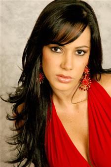 Candidatas a Miss Ecuador 2006 .- Kathy Lopez candidata al certamen de Miss Ecuador 2006