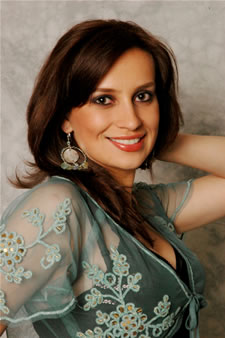 Candidatas a Miss Ecuador 2006 .- Ma. Augusta Gortaire candidata al certamen de Miss Ecuador 2006