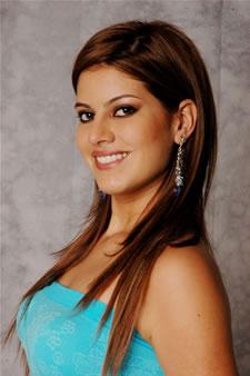 Candidatas a Miss Ecuador 2006 .- Ma.Eugenia Macias candidata al certamen de Miss Ecuador 2006