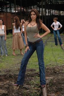 Candidatas a Miss Ecuador 2006 .- Mayra Rios