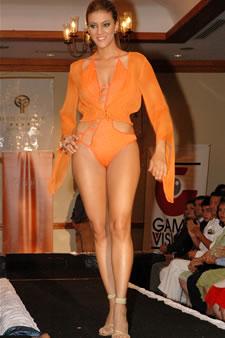 Candidatas a Miss Ecuador 2006 .- Tahíz Panús