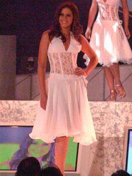 Eleccion Miss Ecuador 2006 .- Estefania Iturralde, de la ciudad de Guayaquil, provincia del Guayas, 22 Años