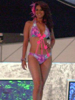 Eleccion Miss Ecuador 2006 .- Maira Rios de la Provincia de El Oro, 22 Años