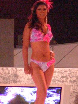 Eleccion Miss Ecuador 2006 .- Sandra Armijos, de la ciudad de Loja, provincia de Loja, 20 Años