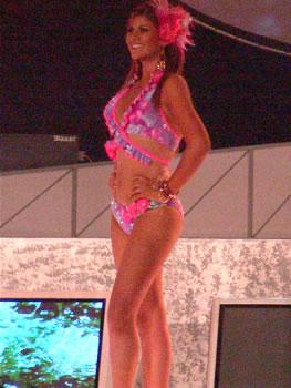 Eleccion Miss Ecuador 2006 .- Maria Eugenia Macías, de la ciudad de  Portoviejo, provincia de Manabí, 18 Años