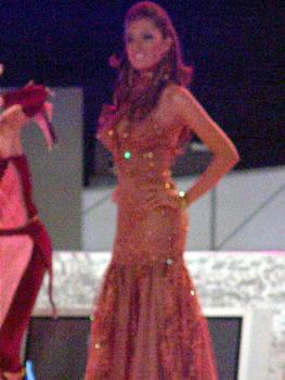 Eleccion Miss Ecuador 2006 .- Jessica Bajaña de la ciudad de Babahoyo, provincia de Los Ríos, 23 Años