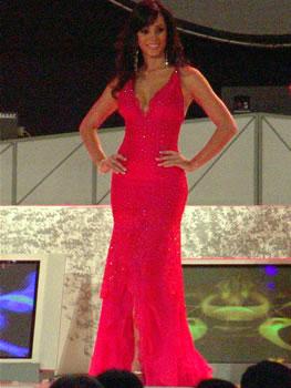 Eleccion Miss Ecuador 2006 .- Katty López, de la ciudad de Guayaquil, provincia del Guayas, 22 Años
