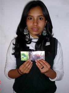 Ganador de una entrada al concierto Tour Por La Vida .- Cristina Elizabeth Jara Abad, participo y ganó una entrada al Concierto al Concierto Tour Por La Vida en Cuenca