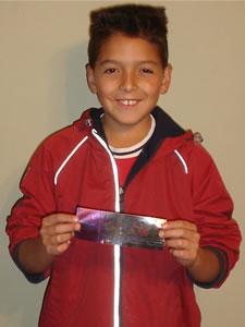Ganador de una entrada al concierto Tour Por La Vida .- Diego Esteban Vera Ortiz, participo y ganó una entrada al Concierto al Concierto Tour Por La Vida en Cuenca
