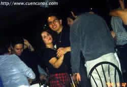 Reunión Cuencanos en NewYork .- Se reunieron en un restaurante y Discoteca de NewYork alrededor de 100 Personas residentes de Cuenca y otras partes del Ecuador gracias al Sitio Web Cuencanos.com