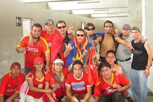 Cronica Roja .- Barce 0 Cuenca 1 Nos Tomamos El Monumental