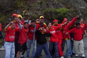 Cronica Roja .- Crónica Roja En El Cajas Hacia El Guayas