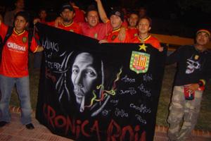 Cronica Roja .- En Camino A Tomarse La Bombonera Vamos Crónica
