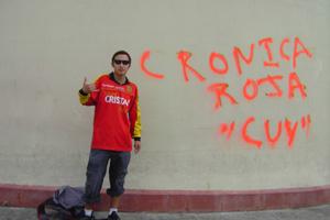 Cronica Roja .- Grafiteando El Ejido