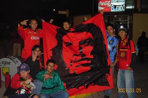 Cronica Roja .- La Crónica En El Ejido A Un Paso De La Revolución