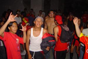 Cronica Roja .- La Crónica En El Guayas Luego Del Partido