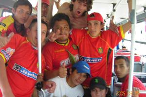 Cronica Roja .- Siete Días De Viaje A Perú Que Caras
