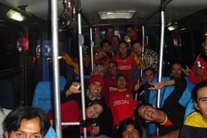 Cronica Roja .- Viaje A Quito
