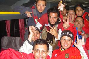 Cronica Roja .- Viaje A Quito Rumbo a la Longonera