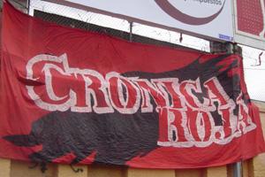 Trapos Cronica Roja .- Crónica