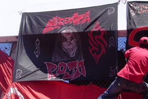 Trapos Cronica Roja .- Trapo Del Raúl