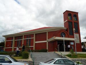 Iglesia Virgen del Bronce .-