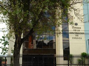 Cámara de la Construcción de Cuenca .-