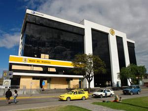 Banco del Pichincha .-