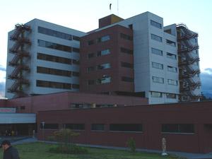 Hospital del Seguro Social IESS .-