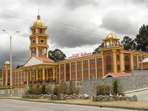 Basílica de la Santísima Trinidad .-