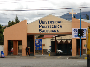 Universidad Politécnica Salesiana .-