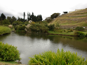 Parque Arqueológico Pumapungo .-